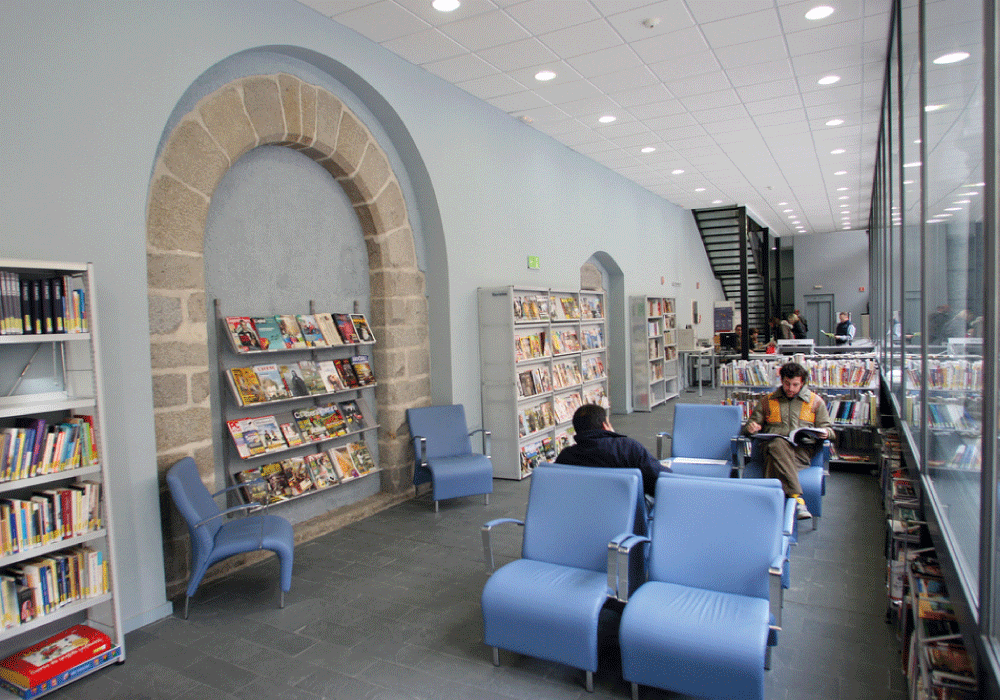 Biblioteca Comtat de Cerdanya